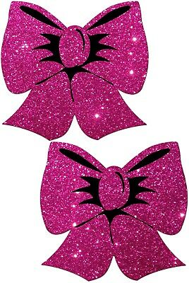 PASTEASE brand Pasties Glitter Bow Nipple Pasties, Buy 2 Get 1 Free