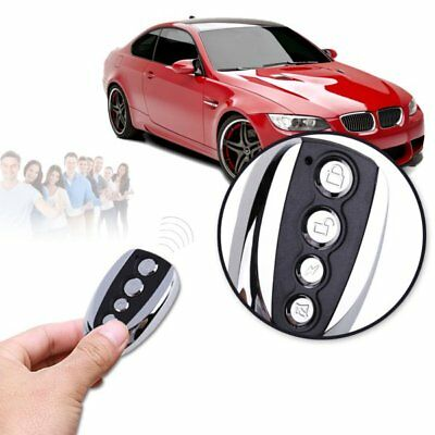 US 433mhz Universal Cloning Remote Control Key Fob Electric Gate Garage Door New