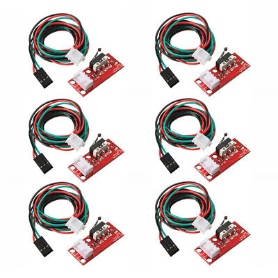 6pcs Endstop Limit Mechanical End Stop Switch for CNC 3D Printer RAMPS G5K5