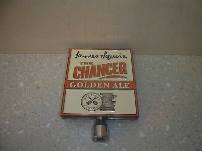 """James Squire """"the Chancer"""" Golden Ale Beer Tap Decal"""