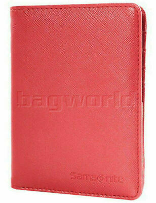 Samsonite RFID Blocking Passport Cover Coral 62660