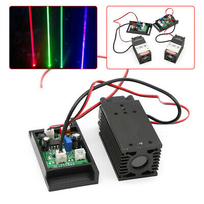 Focusable TTL Modulation 450nm 445nm 2W 2000mW blue laser module engraving Wood