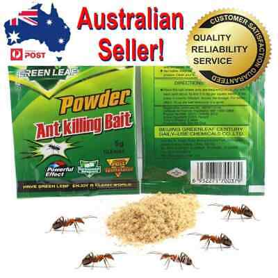 5 x 5g Ant Killing Bait Powder 100% BETTER THAN PEST CONTROL
