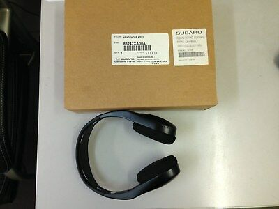 2006 to 2009 Subaru Tribeca SE7 DVD Headphones part number 86247XA00A