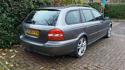 Jaguar, X-Type, 2006, 2.0 Diesel, Sport Estate, Manual, Grey