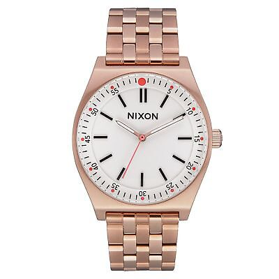 Nixon Crew Femme Montre - All Rose Gold Cream Une Taille