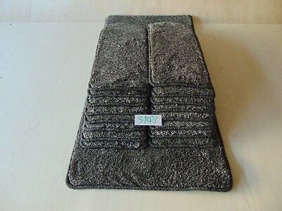 16 Open Plan Stair Treads / Pads / Mats size 53cm x 22cm and 1 BigMats #3147