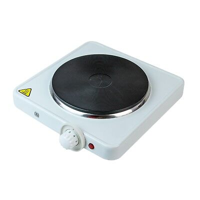 Counter Top Cooker Single Boiler Ring with Thermostat Mains Power