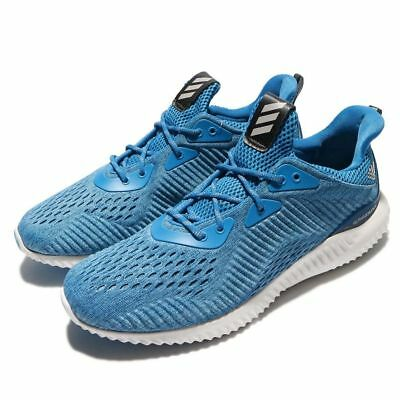 f48970bec7e63 Adidas Men Shoes Training Alphabounce Engineered Mesh Running Gym BY3846 New
