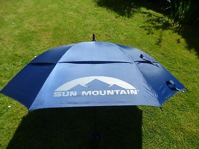Sun Mountain Golf Umbrella And Sun Mountain Towel
