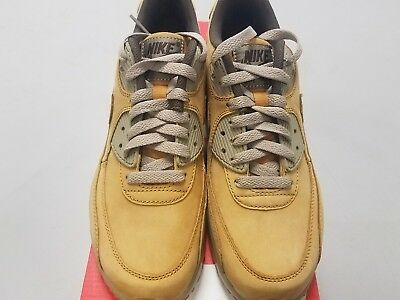 online store a81ee 2a236 Nike Air Max 90 Winter PRM Wheat Bronze 943747-700 premium winter Youth Sz 6