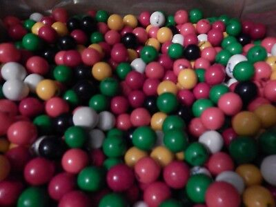 5 Pound Bag Of Fresh Ford Branded Gumballs  With Licorice