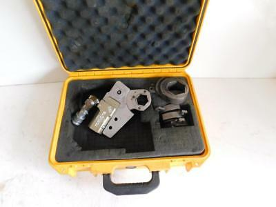 TORQ LITE IU-1XL  HYDRAULIC TORQUE WRENCH with 5 links cassettes
