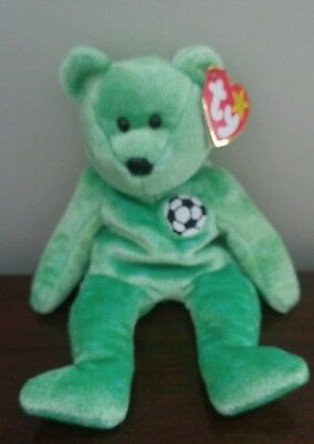 Ty Beanie Baby Babies Retired KICKS with production errors.