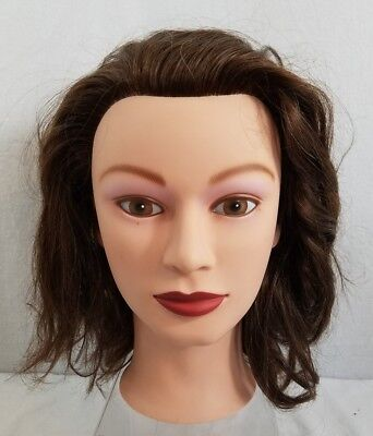 Pivot Point Cosmetology Head Miss Ameri-Kin  Mannequin Head Marianna 14112