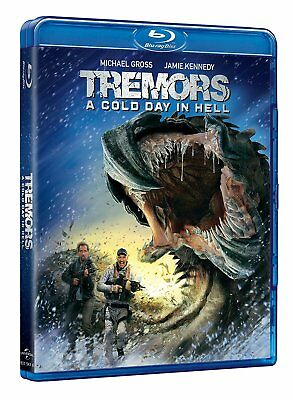 Blu Ray Tremors: A Cold Day in Hell - (2017) .....NUOVO