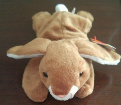 Ty Beanie Baby Babies Retired EARS with production errors