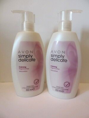 Avon Simply Delicate Calming Intimwaschlotion