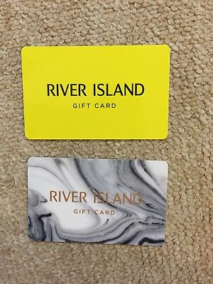 River Island Gift Cards £75