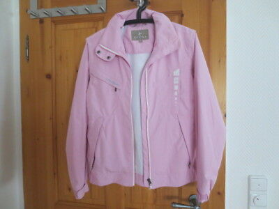 CROSS Windbreaker, Sommerjacke, Golfjacke rosa rose, TOP, Gr. M