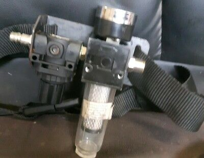 Air Fed Mask Filter System.