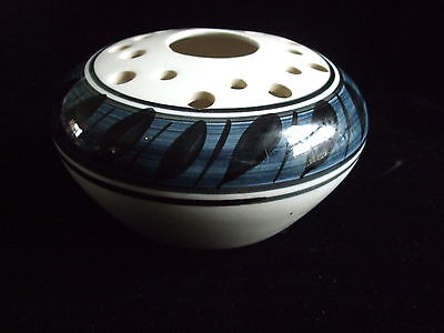 Jersey Pottery Channel Islands  Posy Flower Bowl Vase