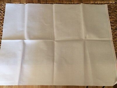 14 Count White Aida Fabric Material