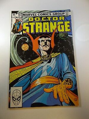 Dr. Strange #56 VF- condition Huge auction going on now!