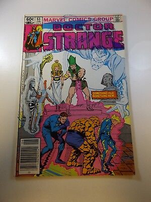 Dr. Strange #53 VF- condition Huge auction going on now!