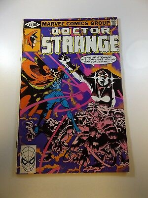 Dr. Strange #44 FN condition Free shipping on orders over $100.00!