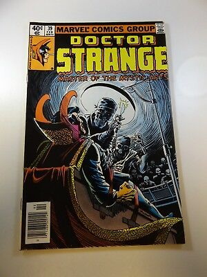 Dr. Strange #39 FN condition Free shipping on orders over $100.00!
