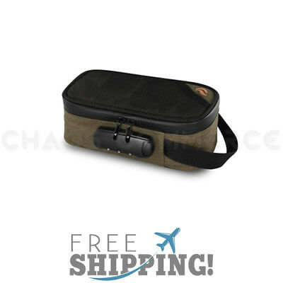 Skunk Sidekick Smell Proof Case w/ Combo Lock - Green