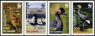 2006, Gambia, 5631-34, **