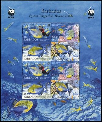 2006, Barbados, 1119-22 KB ZD, **