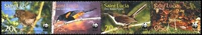 2001, St. Lucia, 1142-45, **
