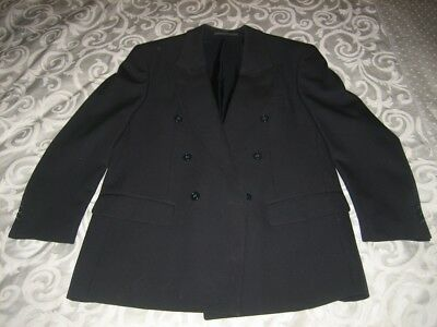 Matrix Anthony Rubino Navy Blue Suit Business Size 97S 84L Zeni/pasc Tokyo