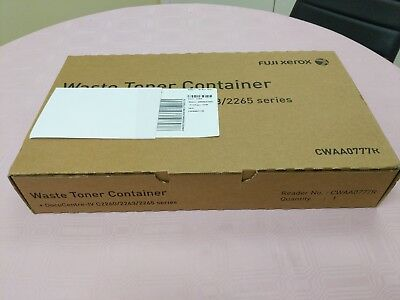Genuine Xerox CWAA0777R Waste Toner Bottle DocuCentre-IV C2260/C2263/C2265