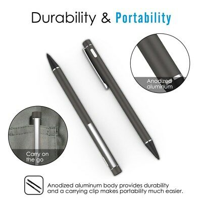 Aimilcall USB Rechargeable LED Active Stylus Capacitive Touch Screen Drawing Pen