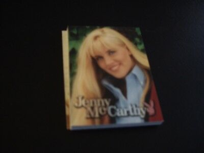 NON SPORT TRADING CARDS JENNY McCARTHY 15 DIFFERENT CARDS PLAYBOY GIRL (1)