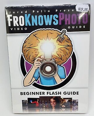 Fro Knows Photo - Beginner Flash Guide - 3 hour DVD guide