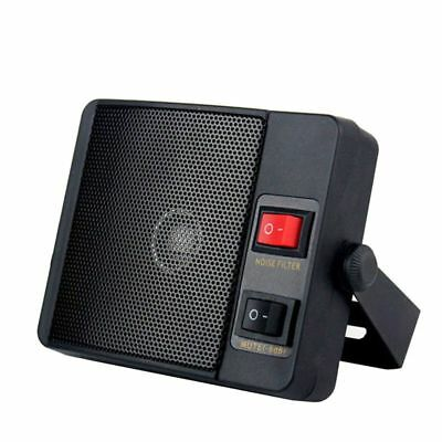 3.5mm Diamond Heavy Duty TS-750 External Speaker for walkie talkie QYT YAES T4M6