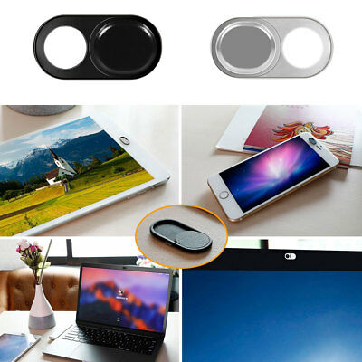 Webcam Cover Ultra Thin Camera Slider Protect Shield Sticker For Laptop PC Phone