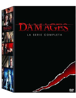 Dvd Damages: Collection Complete - (15 DvD) Tv Series NEW