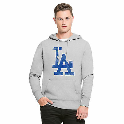 MLB Los Angeles Dodgers 47 Baseball Top Hoodie Sweatshirt Kapuzenpullover Herren