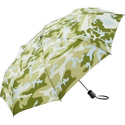 Andy Warhol X Uniqlo Camo Umbrella | Green | New
