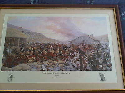 The Defence Of Rorkes Drift  1879