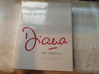 Diana The Portrait Hardcover Book