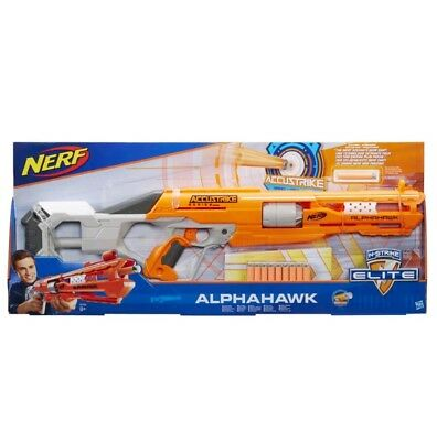 Nerf N-Strike Elite AccuStrike Series AlphaHawk Age 8+  * New *