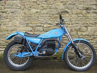 Bultaco Sherpa, 350cc 199A, Road Registered, Lovely Classic