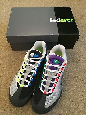 finest selection c7997 39471 X Rf Greedy Max Court Tour Vapor Nike 95 Air Shoes Federer ...